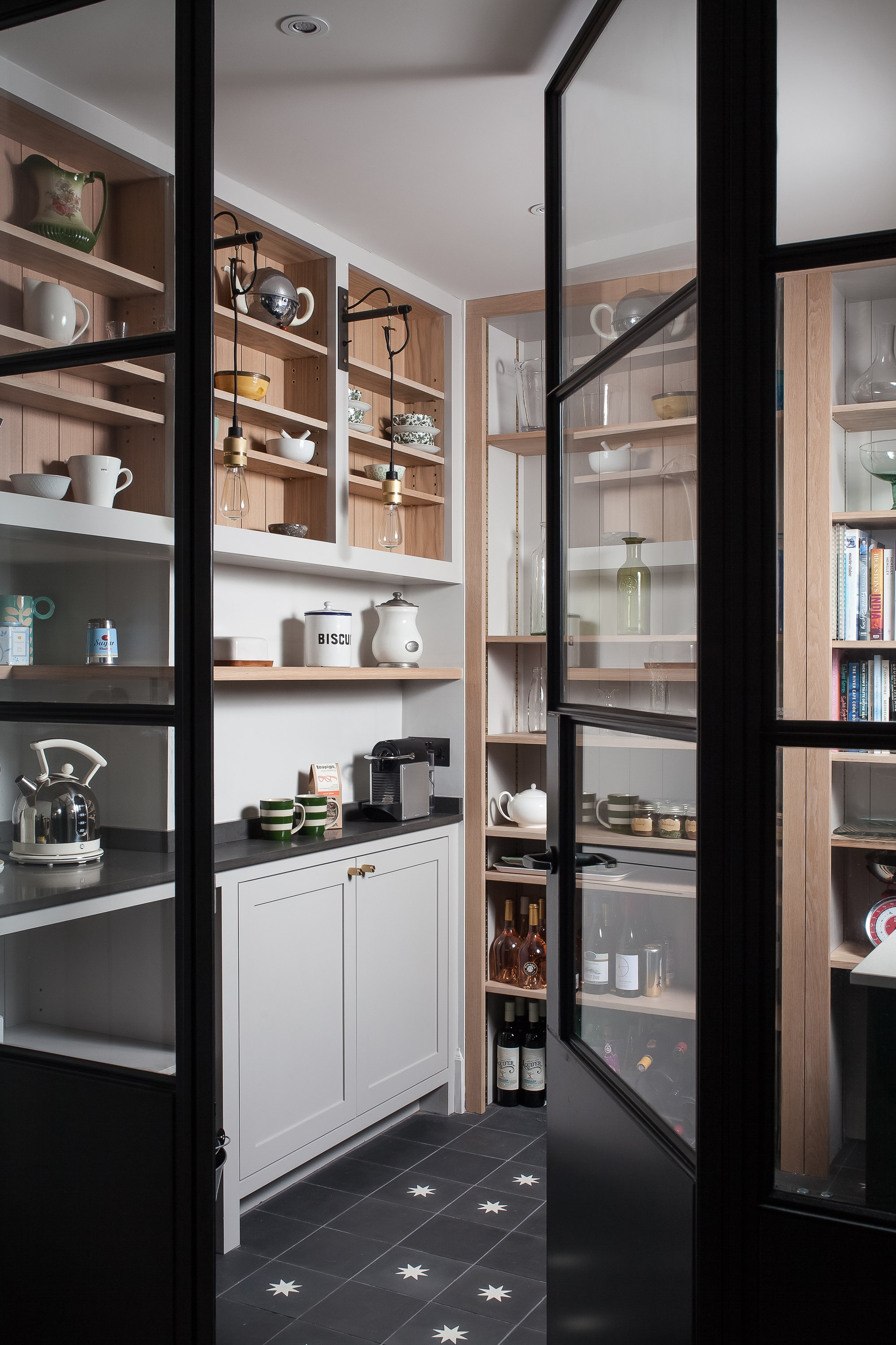 Modern Contemporary Lifestyle Inspiration Buster Punch A Contemporary Pantry Adds