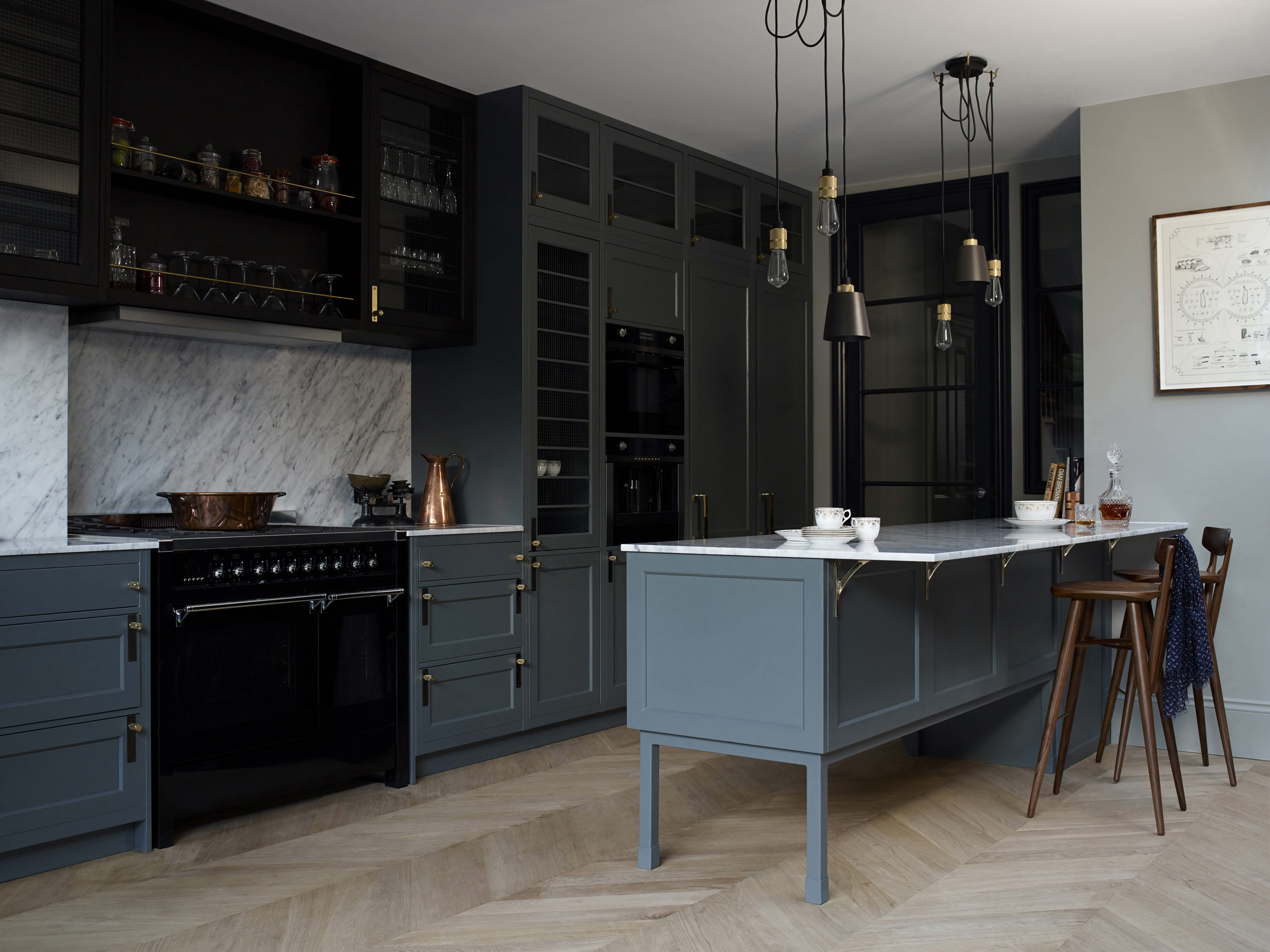 Modern, Contemporary Lifestyle Inspiration - Buster + Punch - The Butcher?s Kitchen