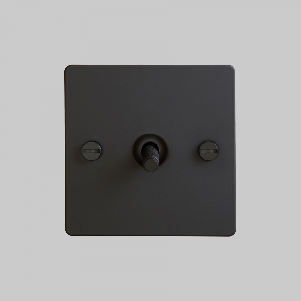1G TOGGLE SWITCH / BLACK