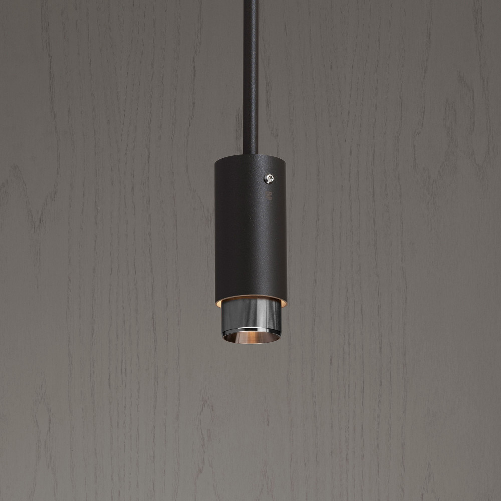 EXHAUST PENDANT / GRAPHITE / STEEL