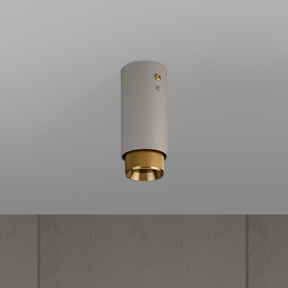 EXHAUST SURFACE / STONE / BRASS