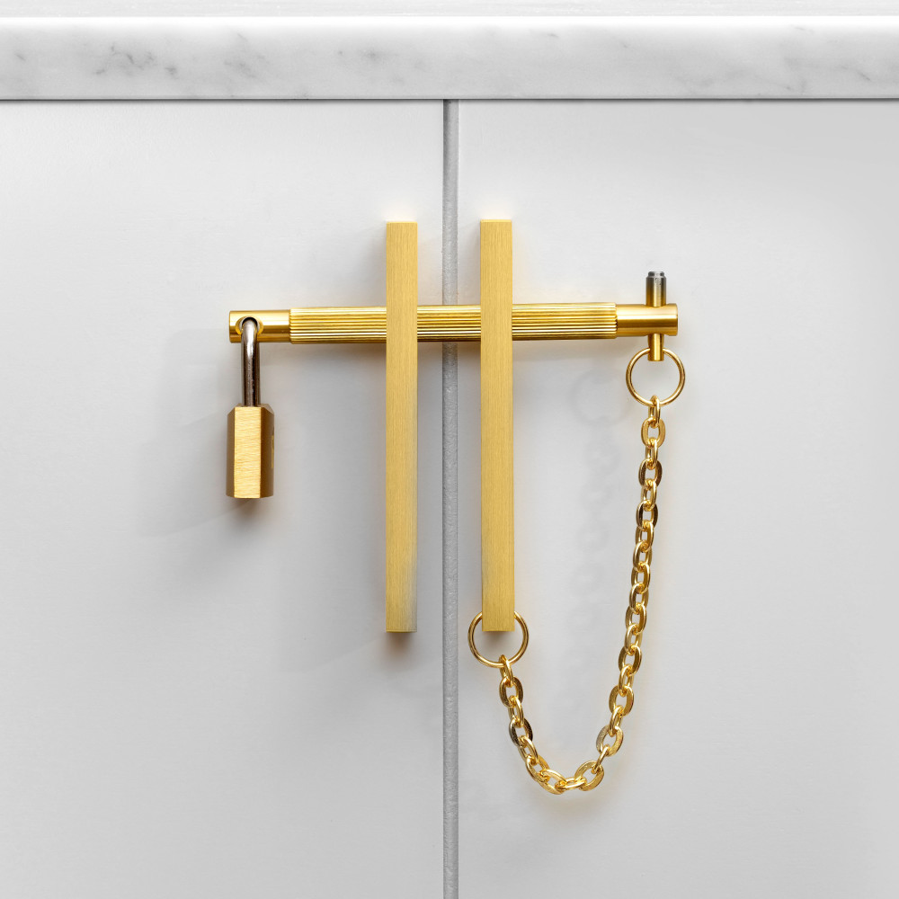 PRECIOUS BAR / BRASS