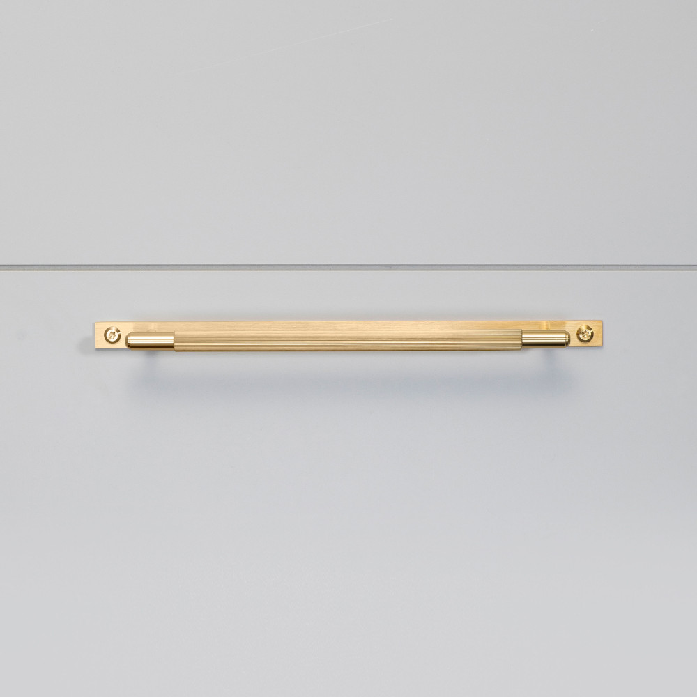 PULL BAR / PLATE / LINEAR / BRASS