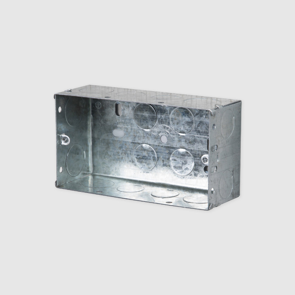 ELECTRICITY 2G METAL BACK BOX 47mm