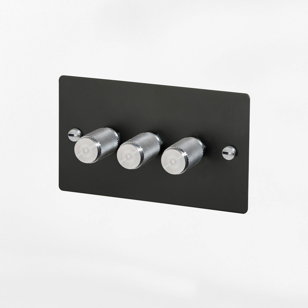 3G DIMMER / BLACK / STEEL