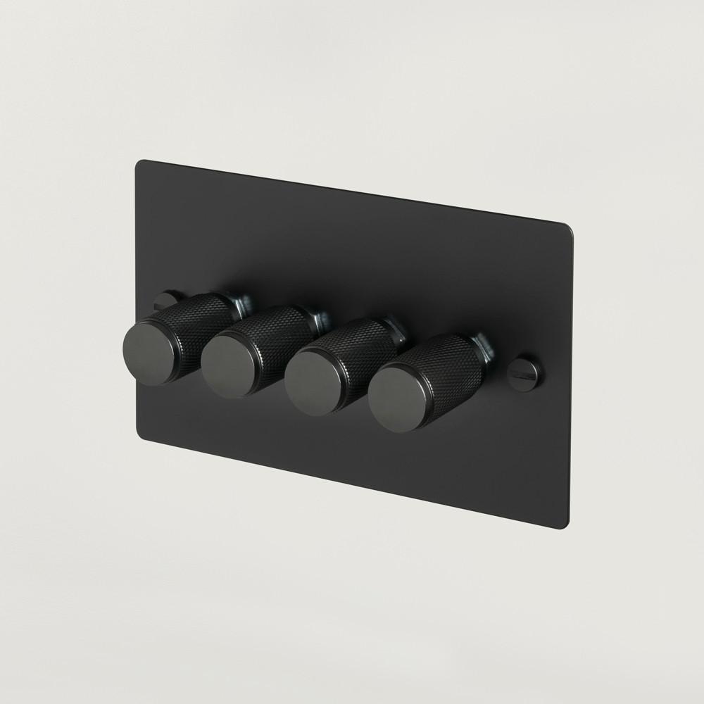 4G DIMMER / BLACK