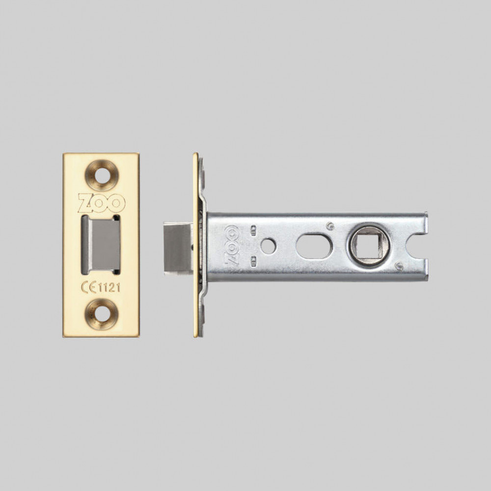 DOOR LEVER LATCH / BRASS