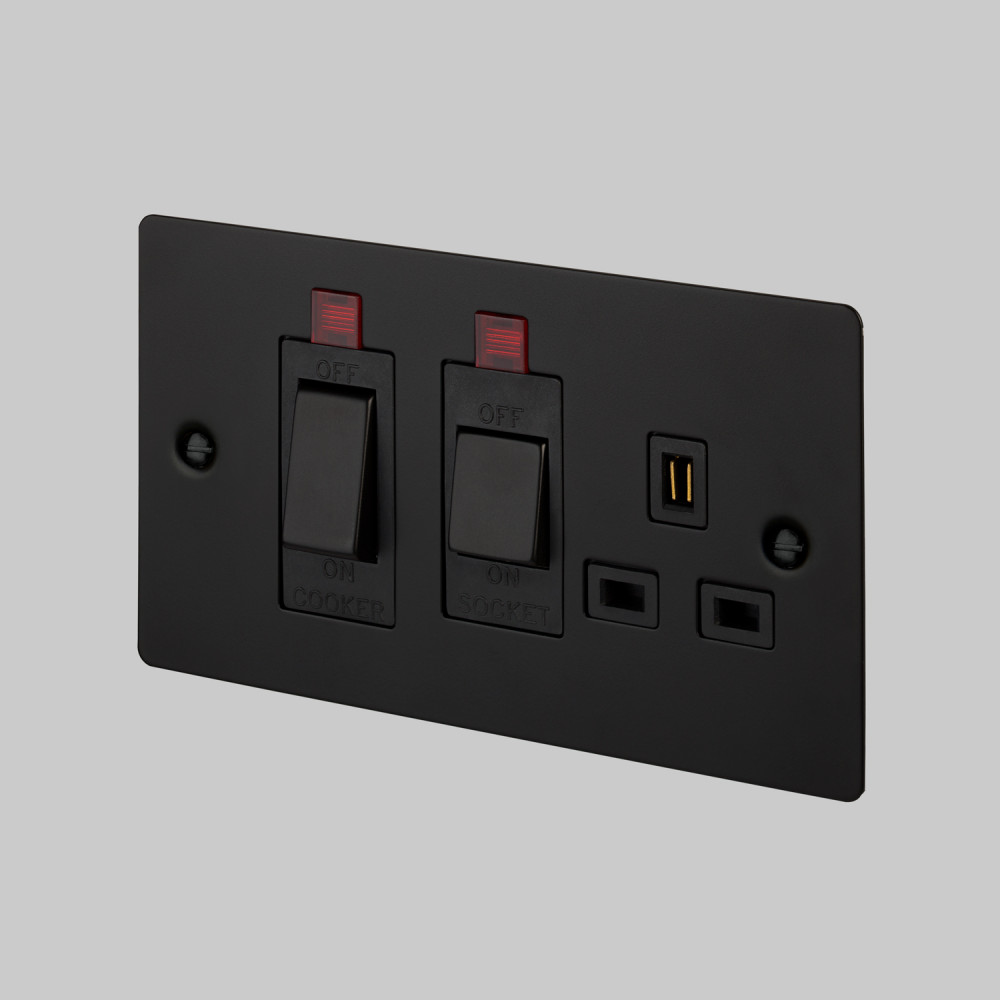 COOKER CONTROL UNIT / BLACK