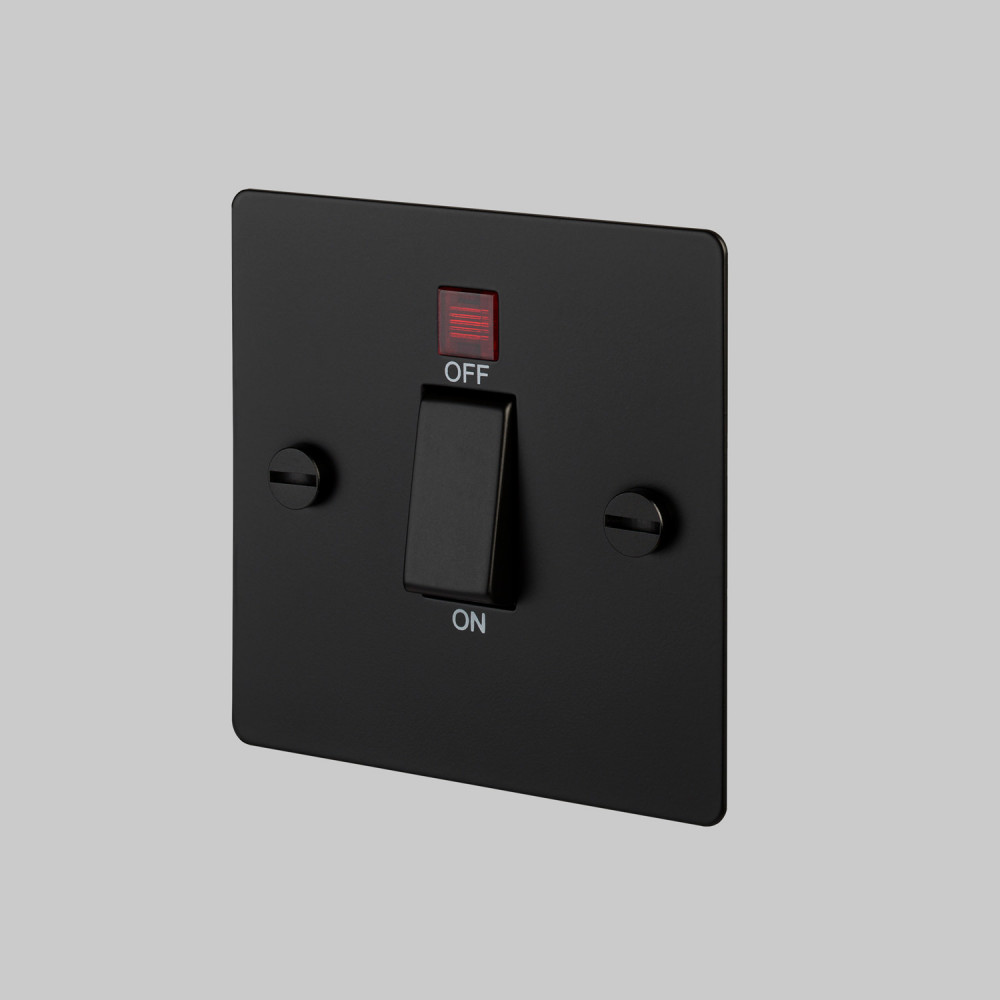 COOKER SWITCH / BLACK