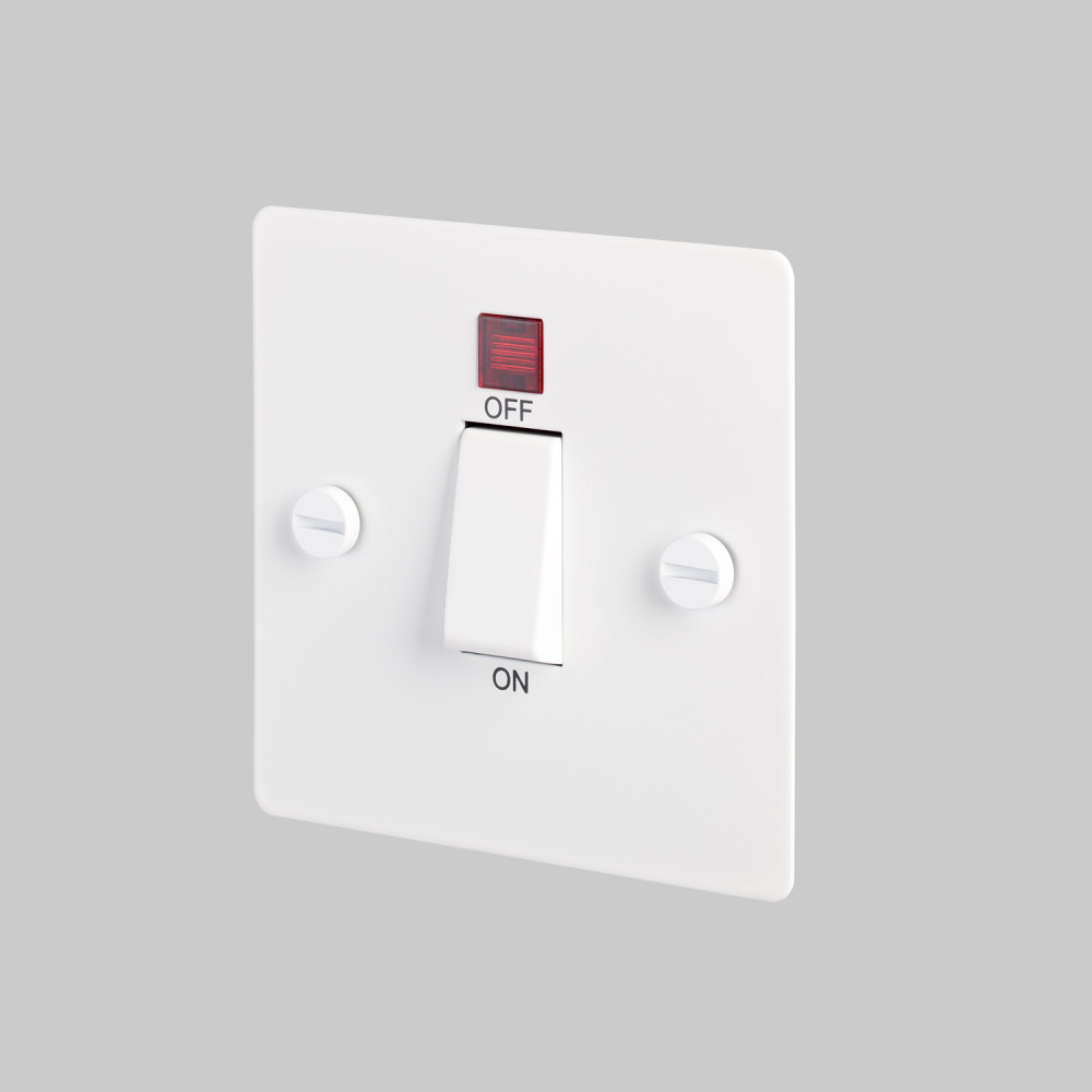 COOKER SWITCH / WHITE