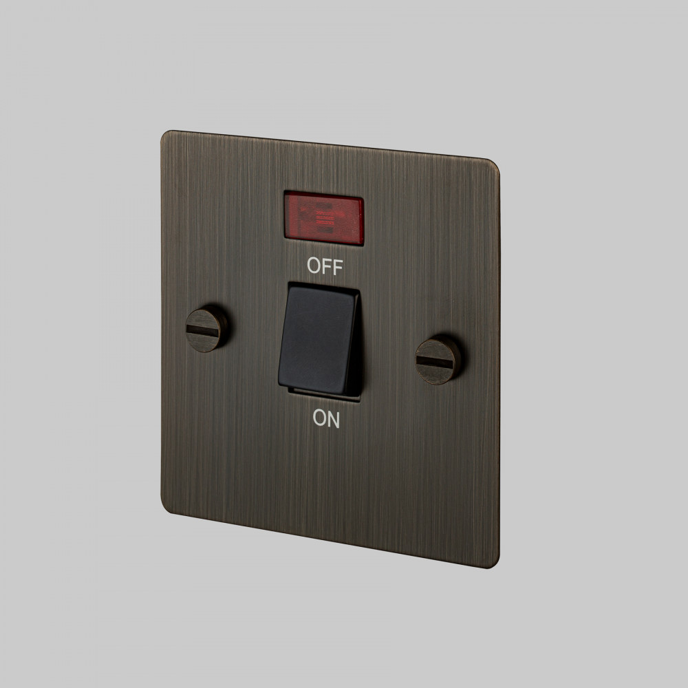 20A DP SWITCH / SMOKED BRONZE