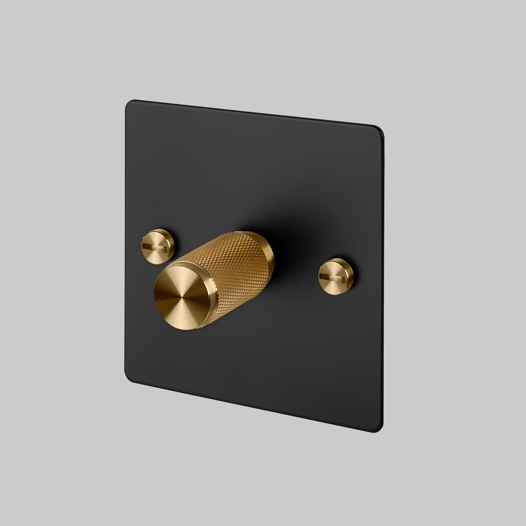 1G DIMMER / BLACK / BRASS