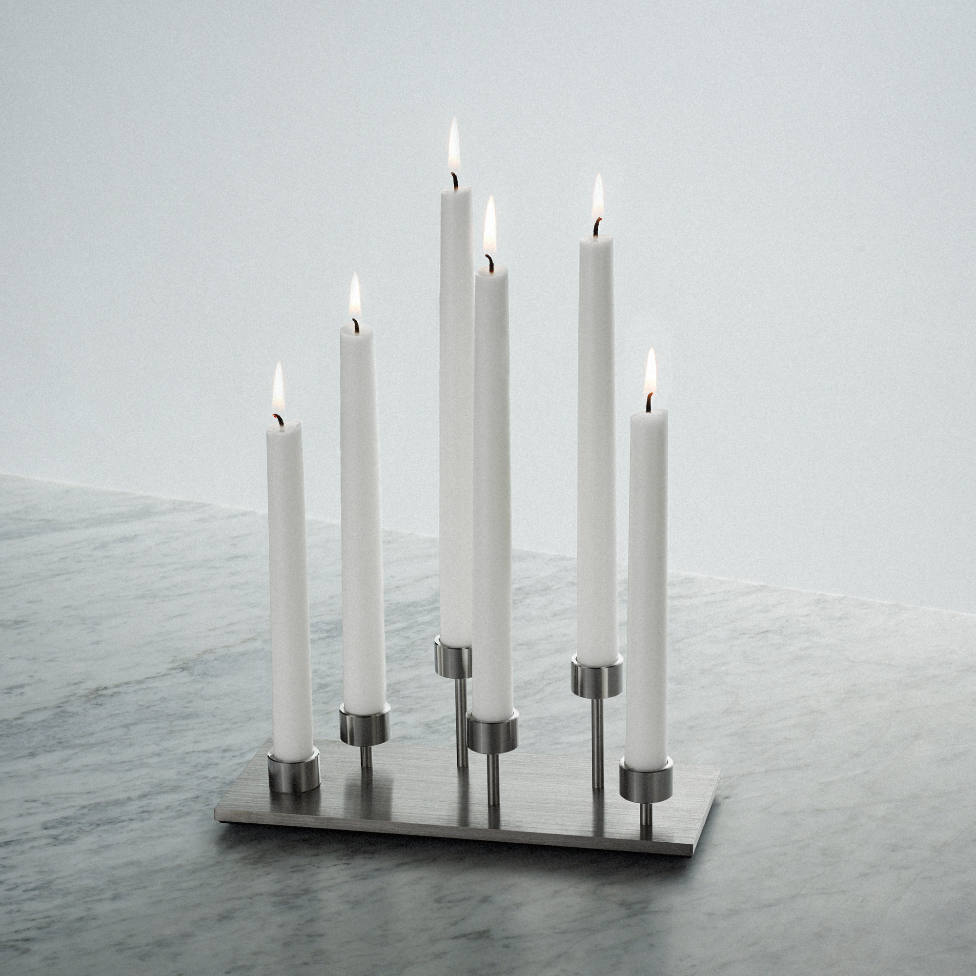 : candle holder plate - Pezcame.Com