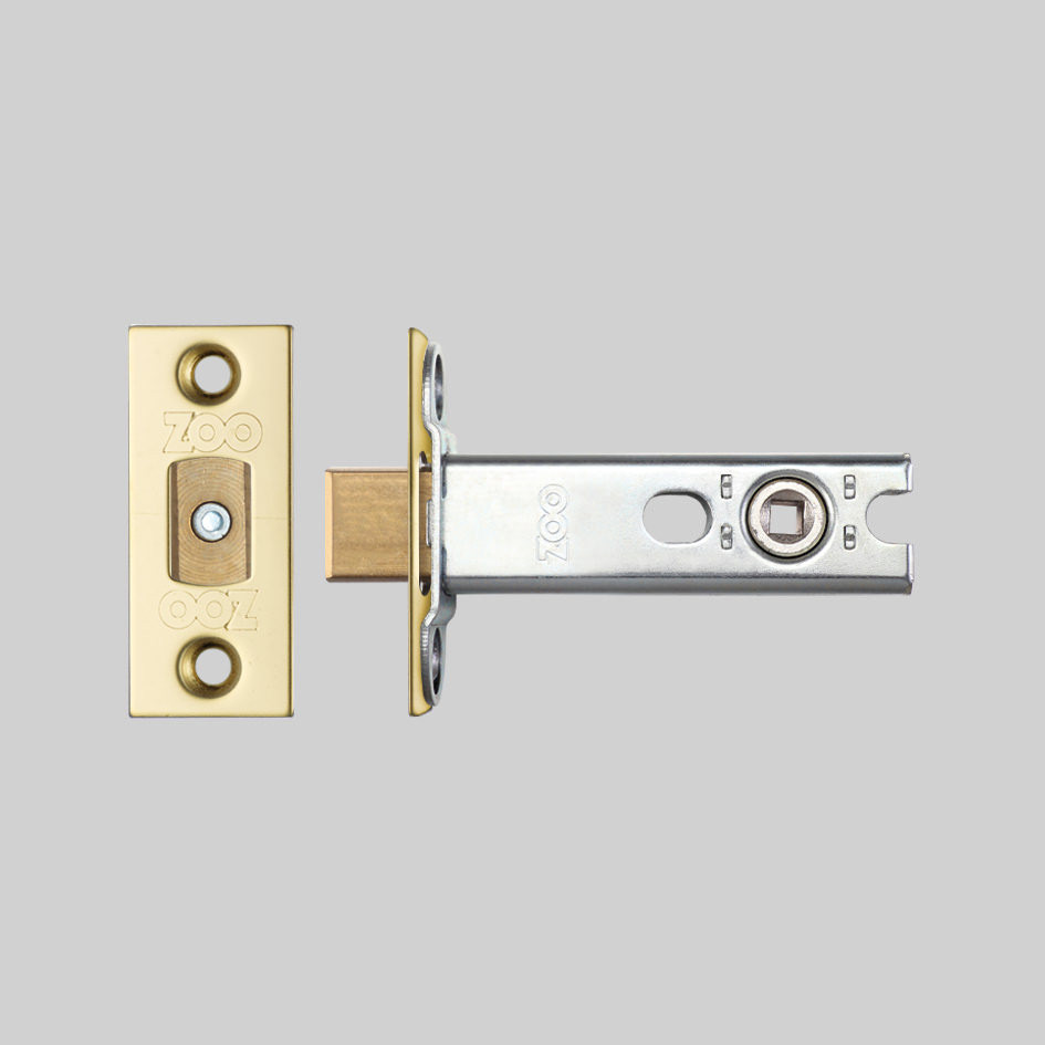 DOOR THUMBTURN LATCH / BRASS