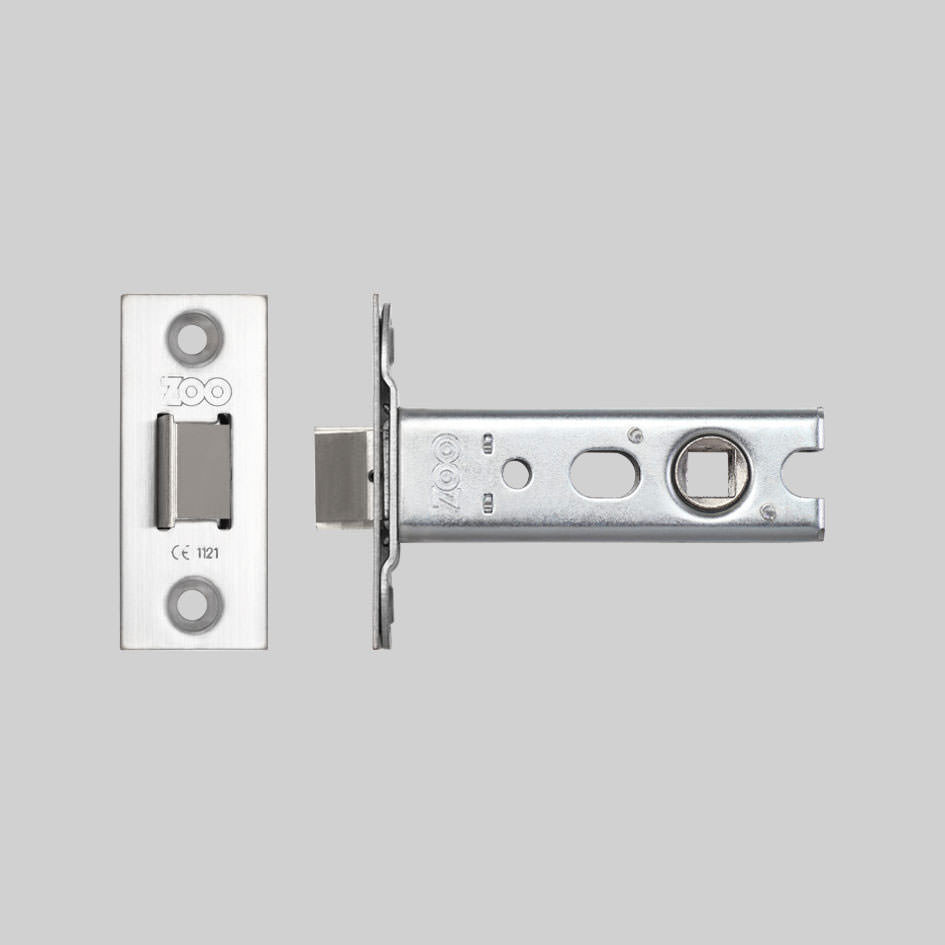 Buster + Punch / Door lever handle latch / Steel plate