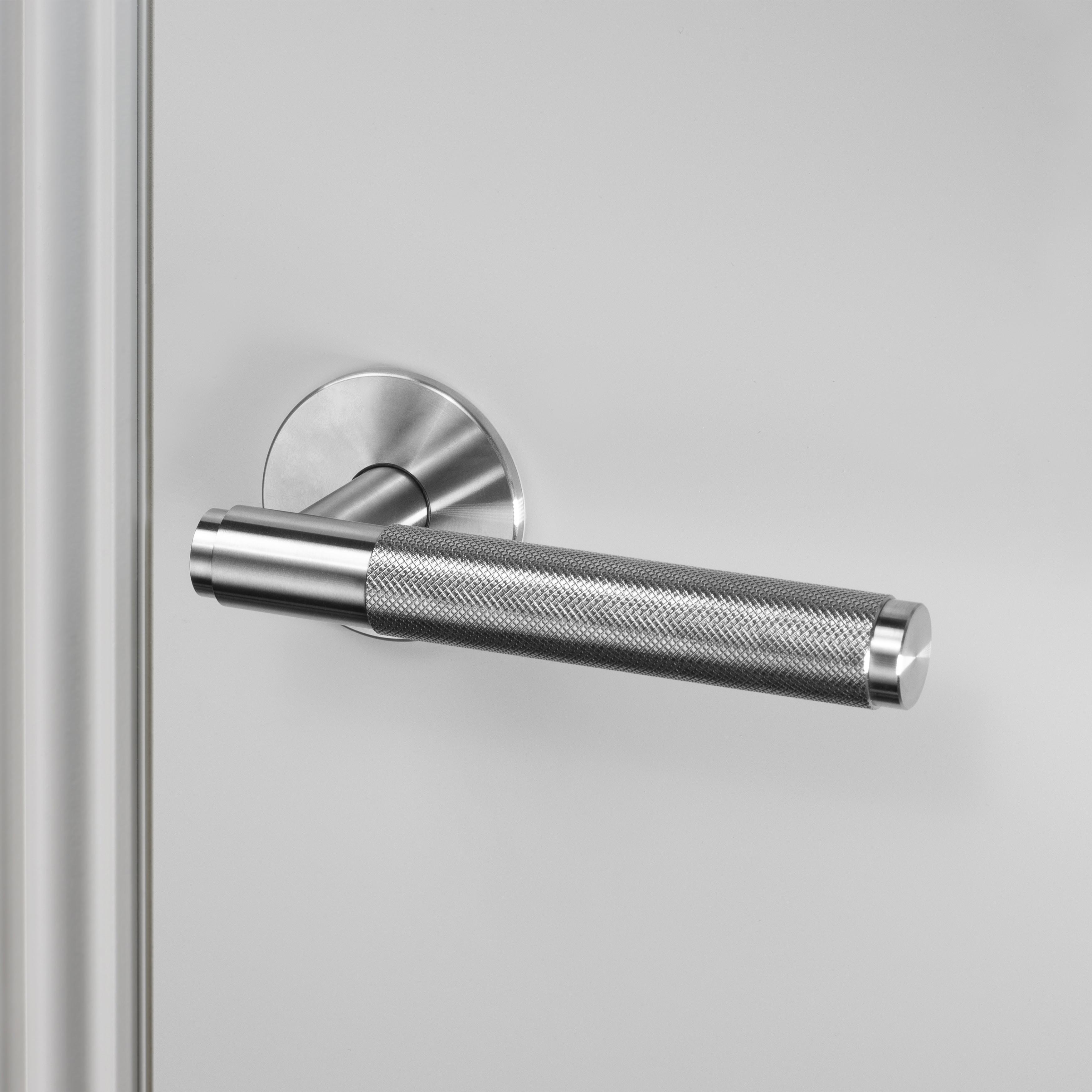 DOOR LEVER HANDLE / STEEL