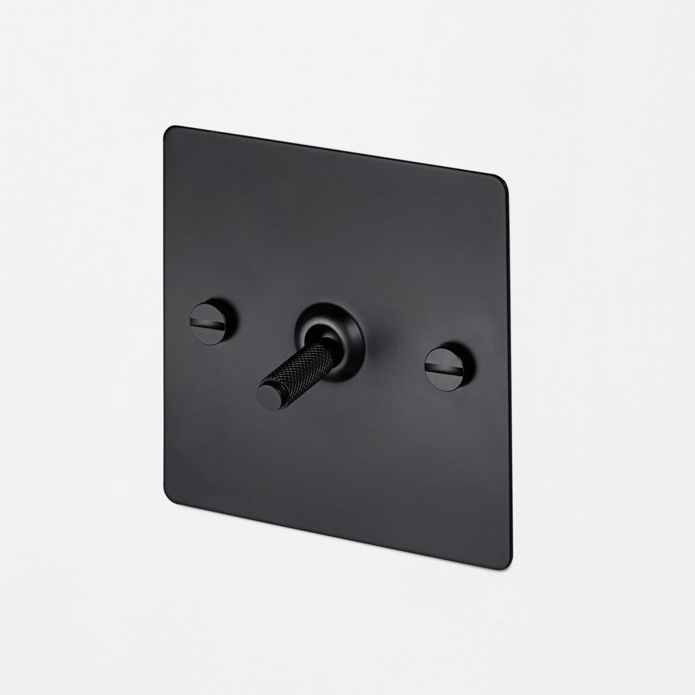 1G INTERMEDIATE TOGGLE SWITCH / BLACK