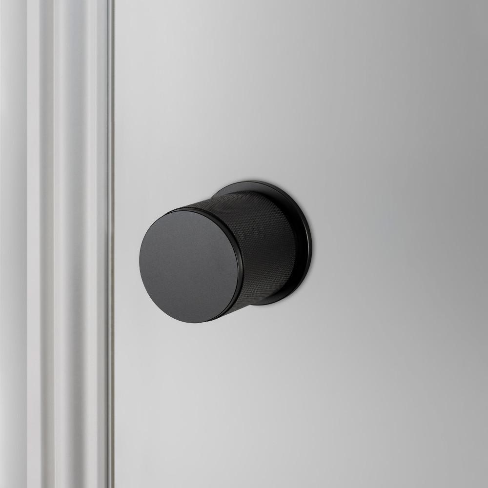 DOOR KNOB / BLACK