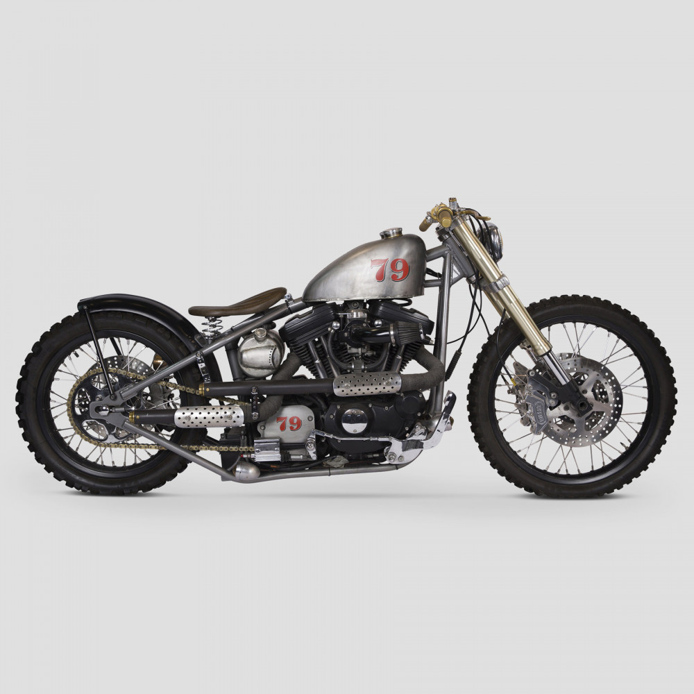 Custom Design Motorcycles | LDN Born Mutt, Boneshaker 79