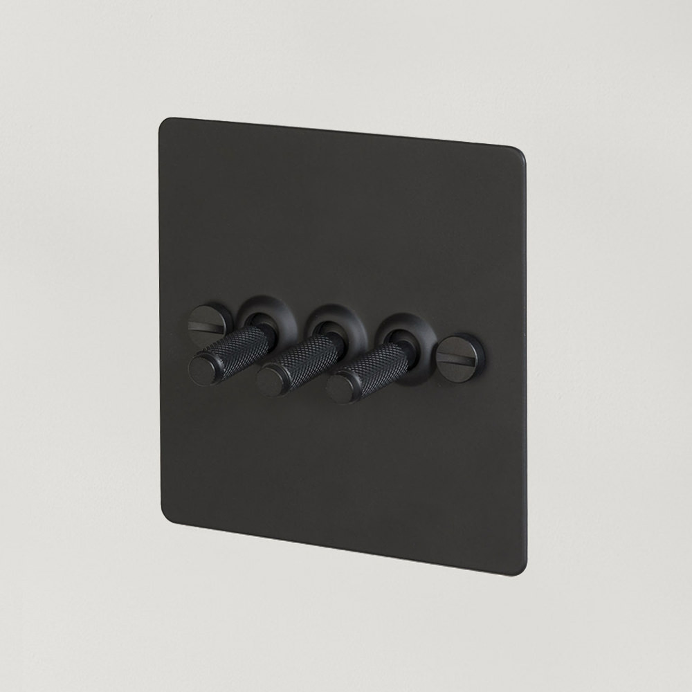 3G TOGGLE SWITCH / BLACK
