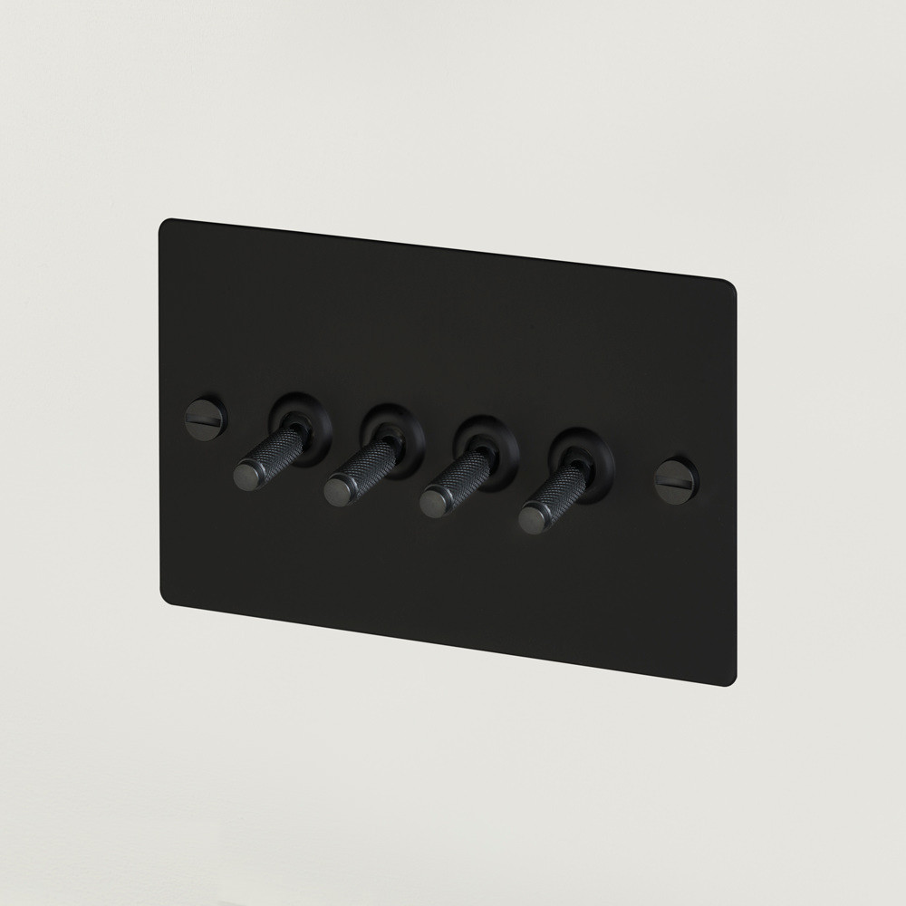 4G TOGGLE SWITCH / BLACK