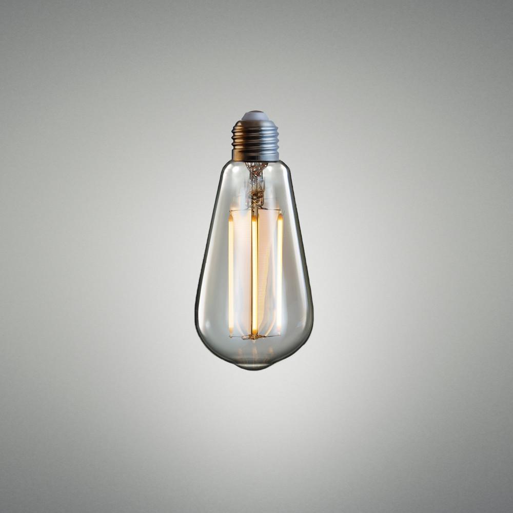 LED TEARDROP / AMBER