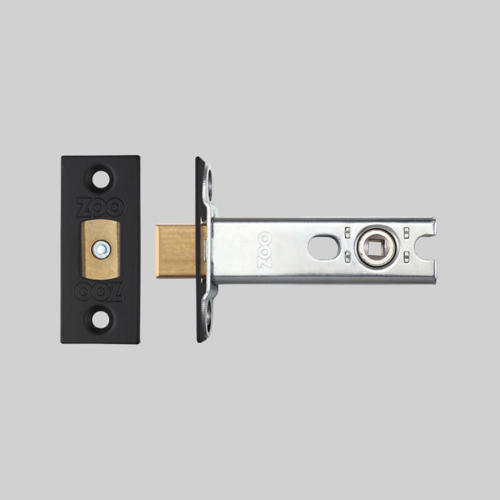DOOR THUMBTURN LOCK / BLACK