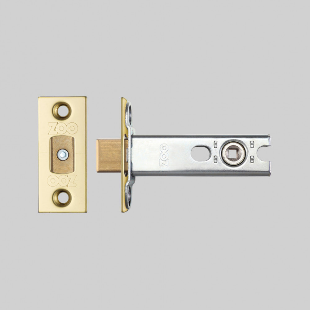 DOOR THUMBTURN LOCK / BRASS