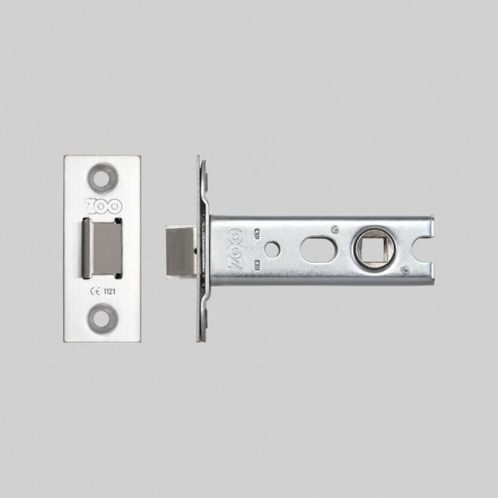Buster + Punch / Door lever handle latch / Steel plate
