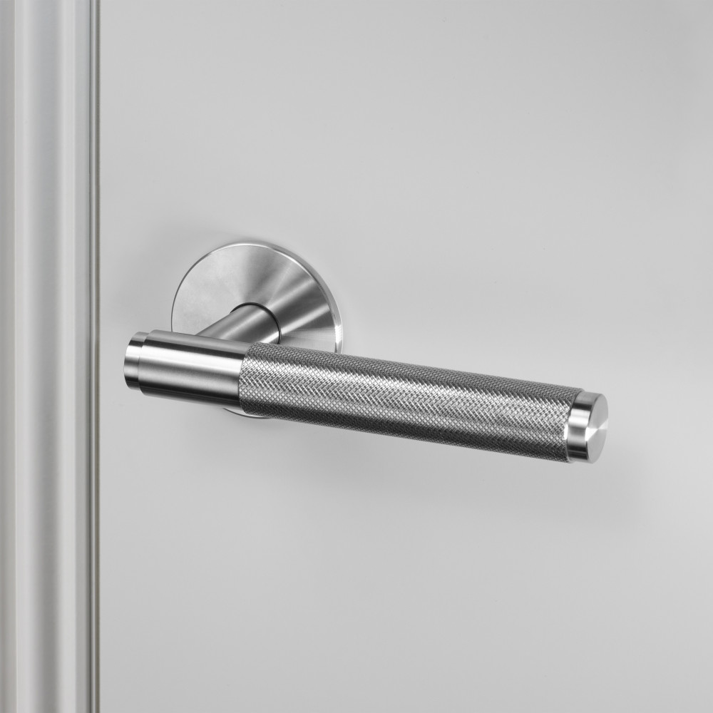DOOR LEVER HANDLE / STEEL