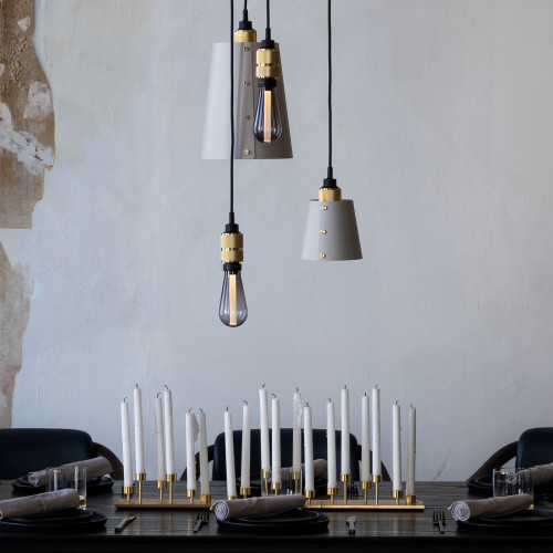 Buster + Punch / Candelabra candle holder made in solid stainless steel / interior design details / perfect gift
