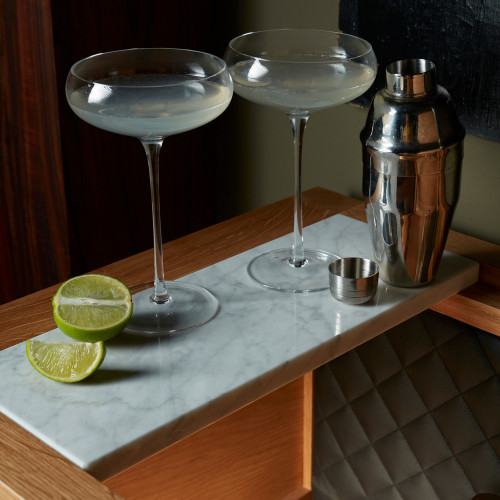 Popstar cocktail bar – NATURAL OAK – Buster + Punch