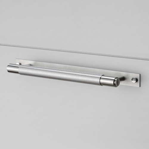 Buster & Punch / Pull bar kitchen pull handle hardware made from solid metal steel