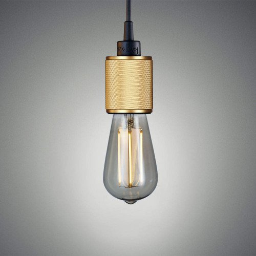 Buster + Punch / HEAVY METAL / Ceiling Light Pendant in Brass finish