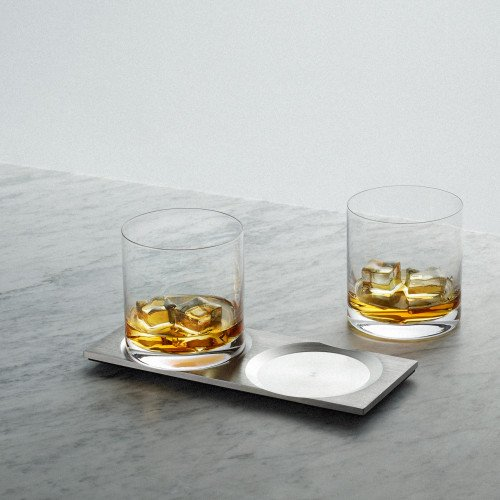 MACHINED / WHISKY / STEEL