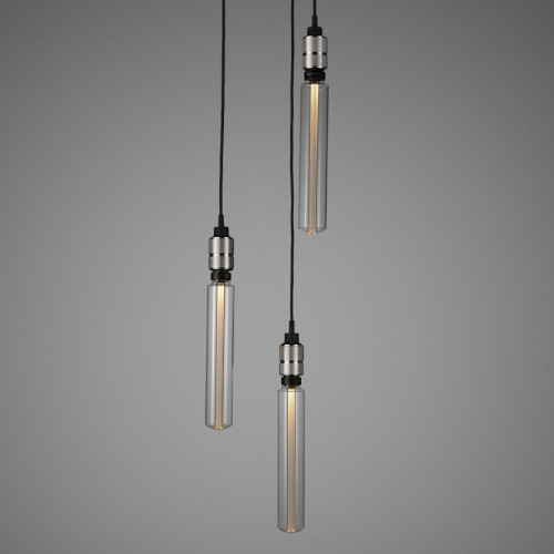HOOKED light pendant made from solid metal / Buster + Punch