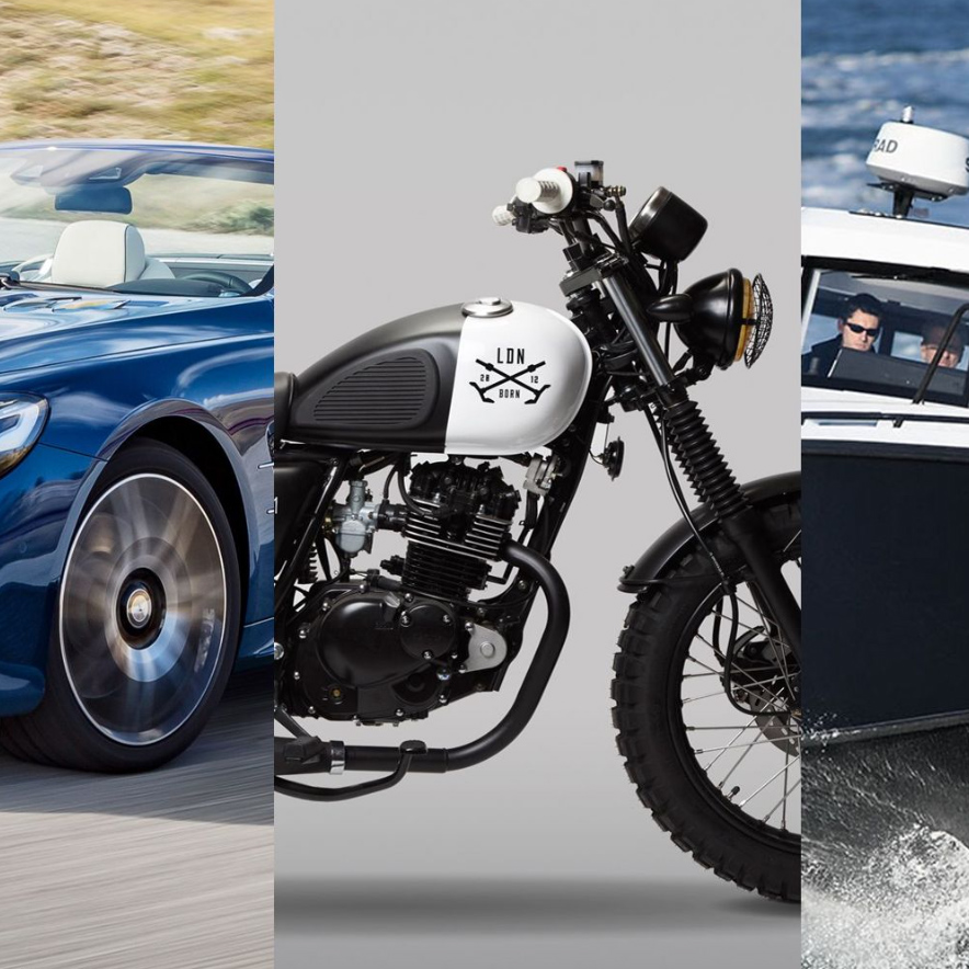 GQ - 10 COOLEST THINGS IN THE WORLD THIS WEEK - JAN/2016