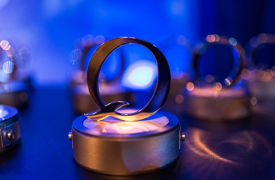 Q Awards 2014 – Designed by Buster + Punch
