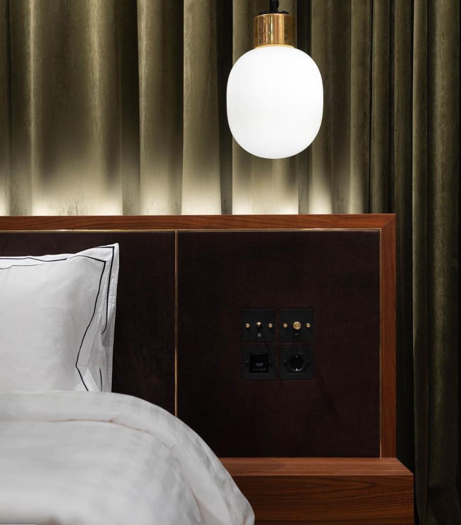Hotel A22 Bedroom