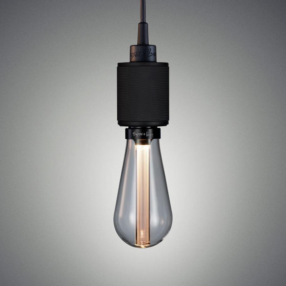 HEAVY METAL / matt black – Light pendant