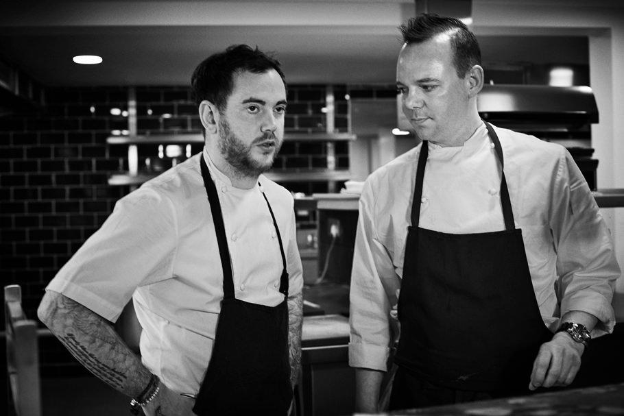 Tom Sellers & Daniel Phippard