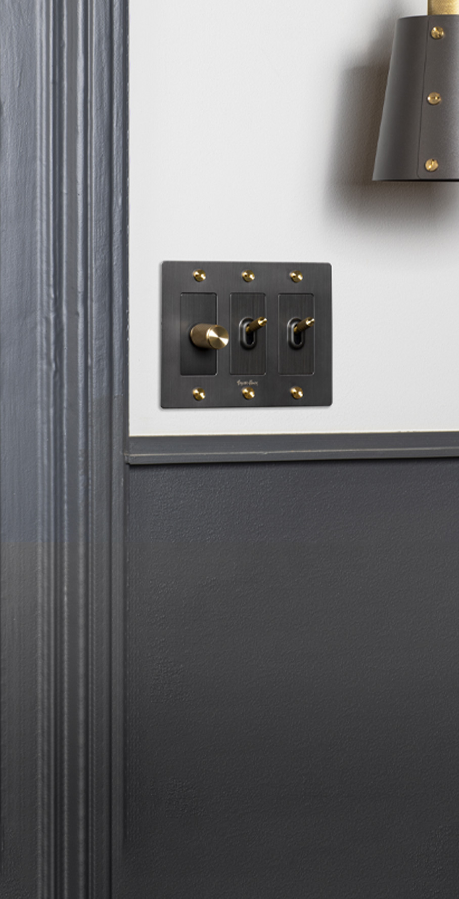 custom electricity switches and toggles