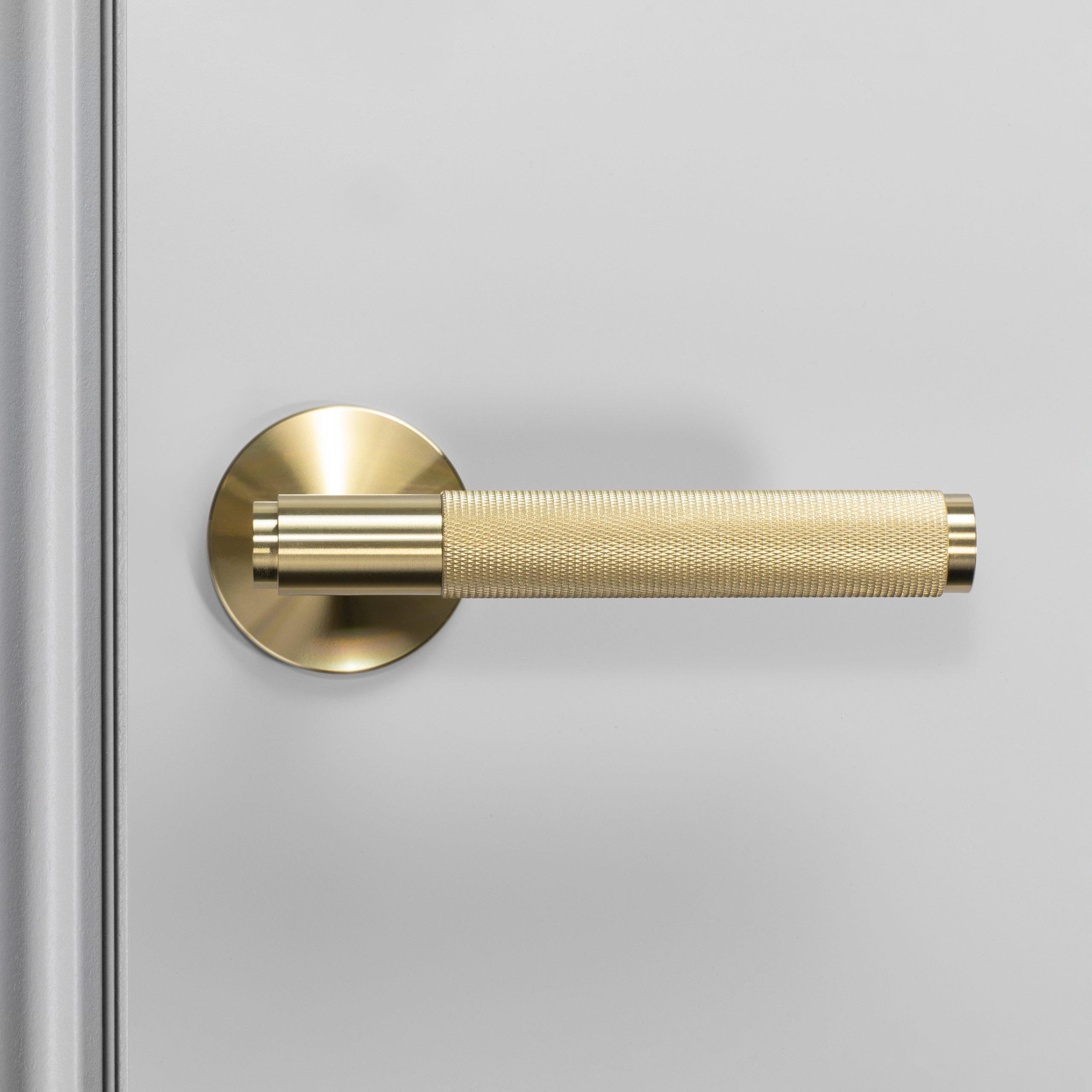 2. Buster+Punch_Door_Handle_Front_Fixed_Brass
