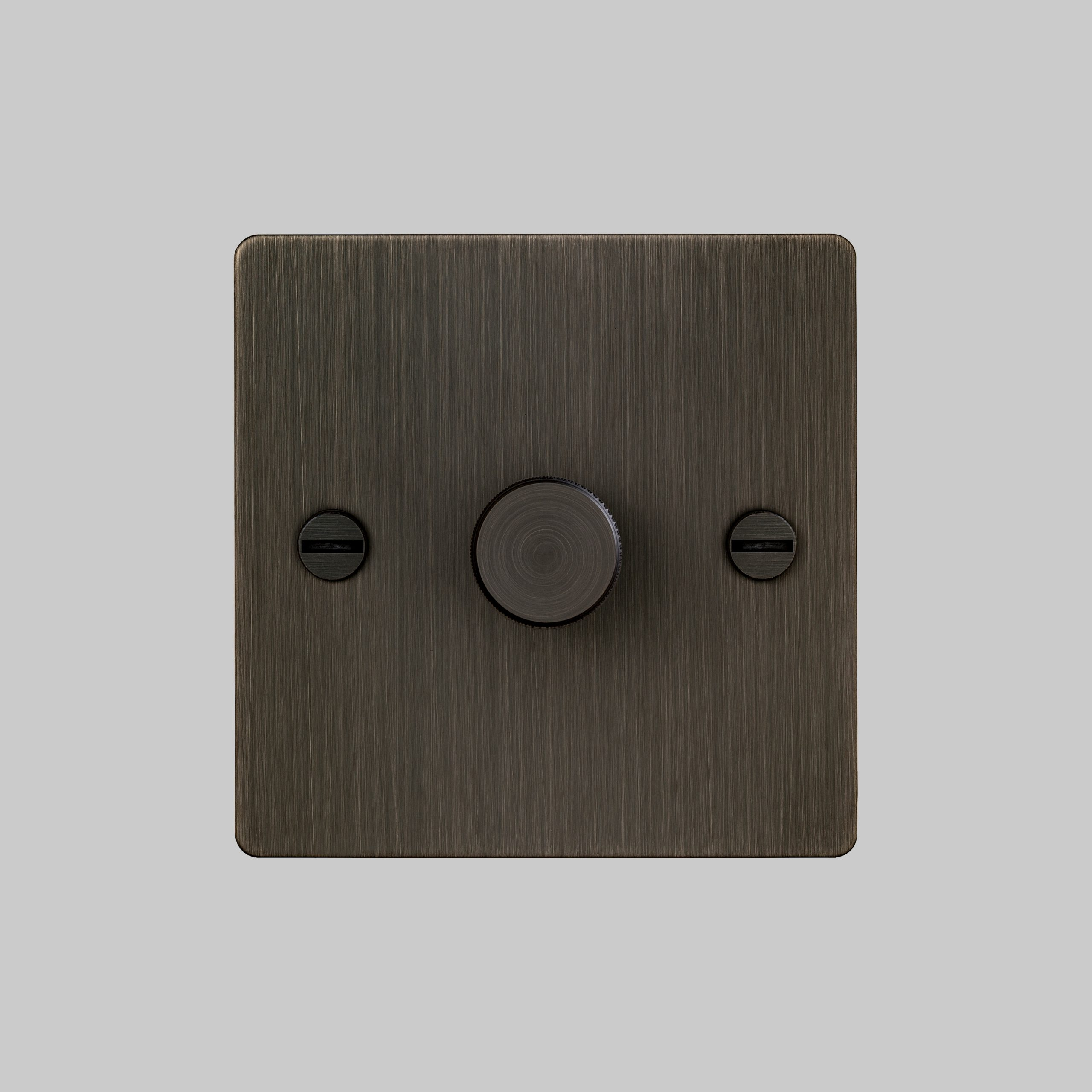 2. 1G_Dimmer_Front_Smoked_Bronze