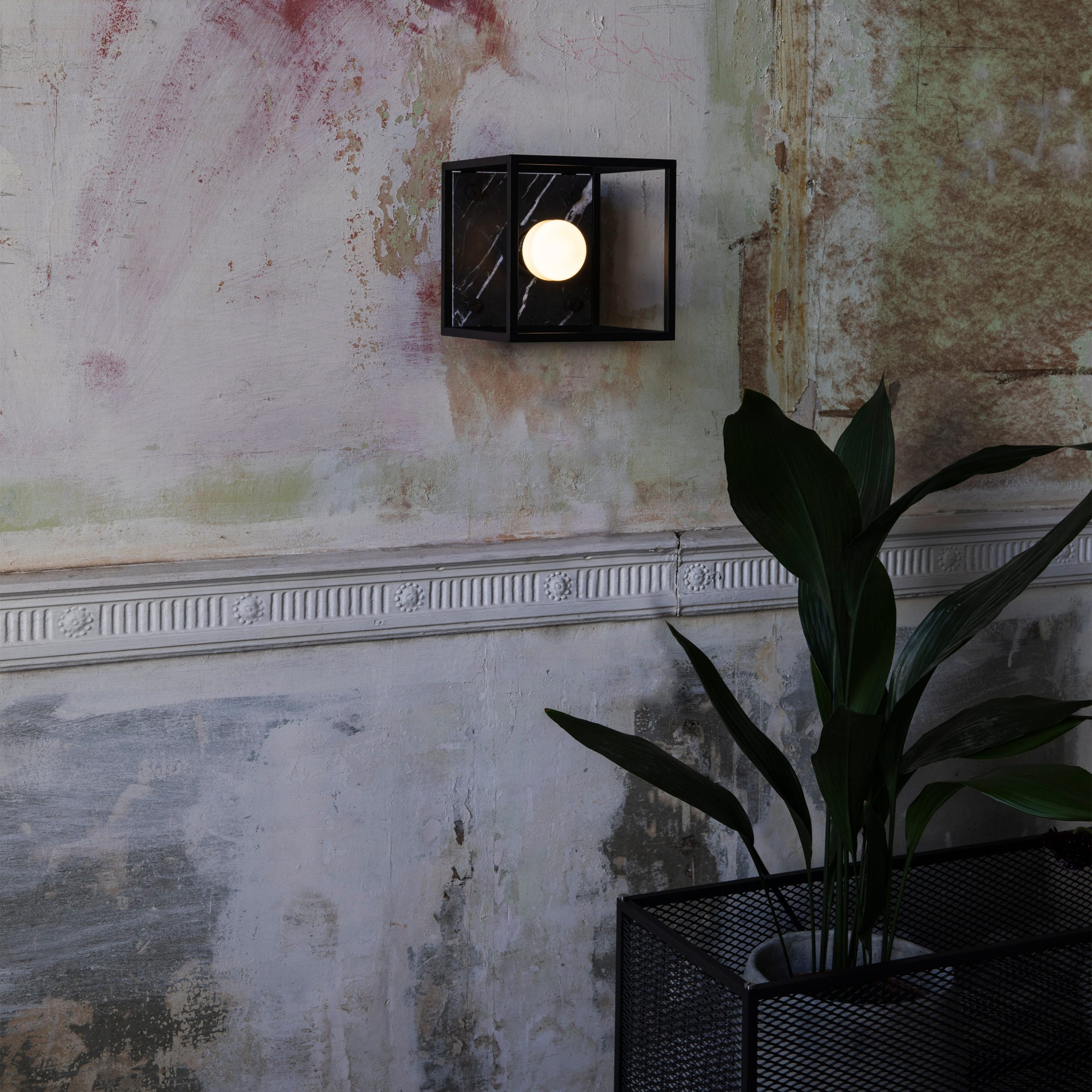 4.Buster+Punch_Caged_Wall_Small_Black_Marble_Lifestyle_1