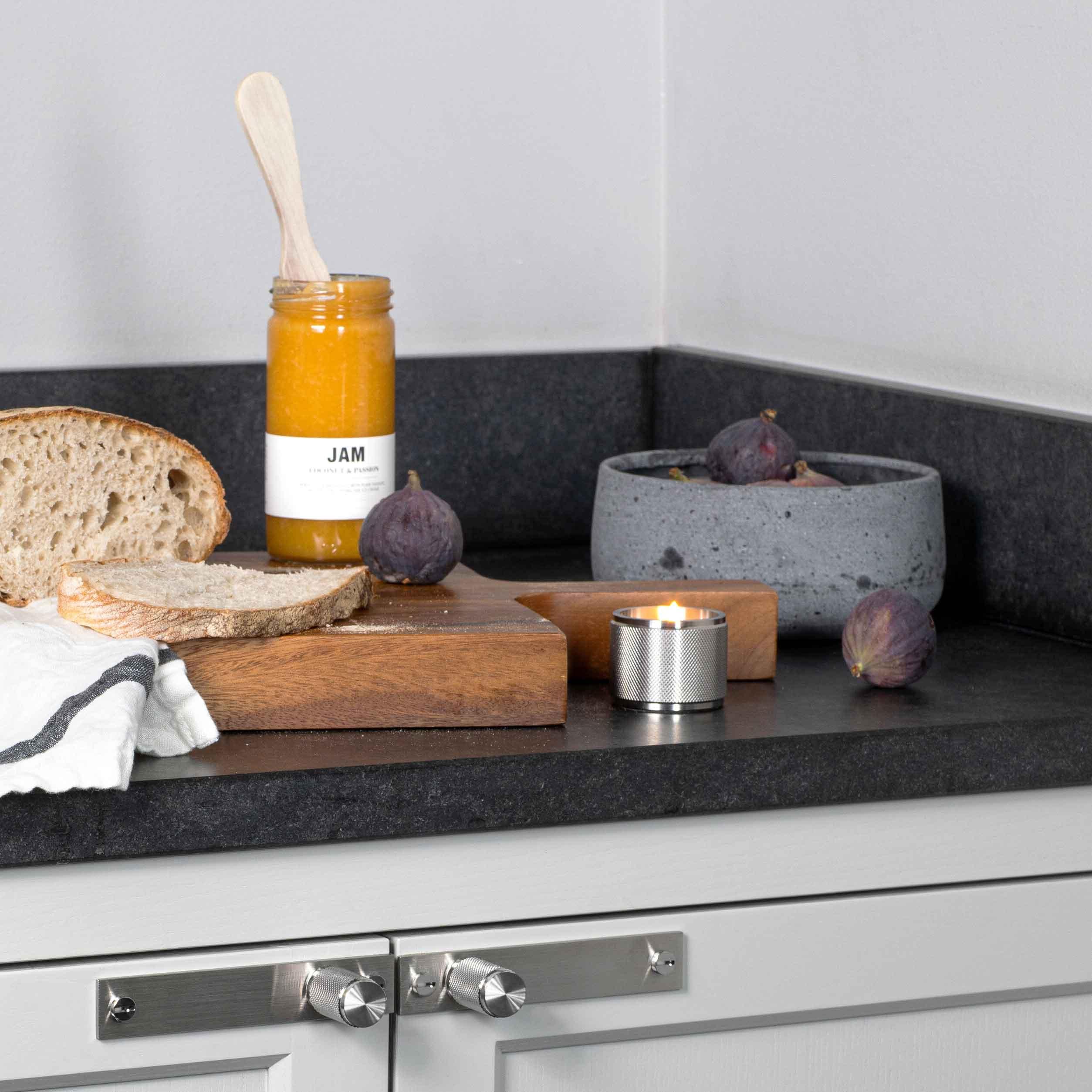 B+P_Candle-holder-Steel-Furniture_Knob_Plate_Steel_Lifestyle